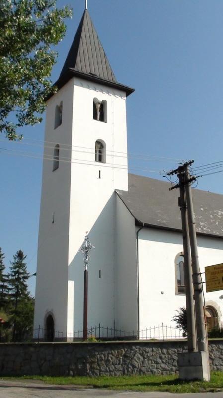 Hrabušice. Wioska u stóp Słowackiego Raju