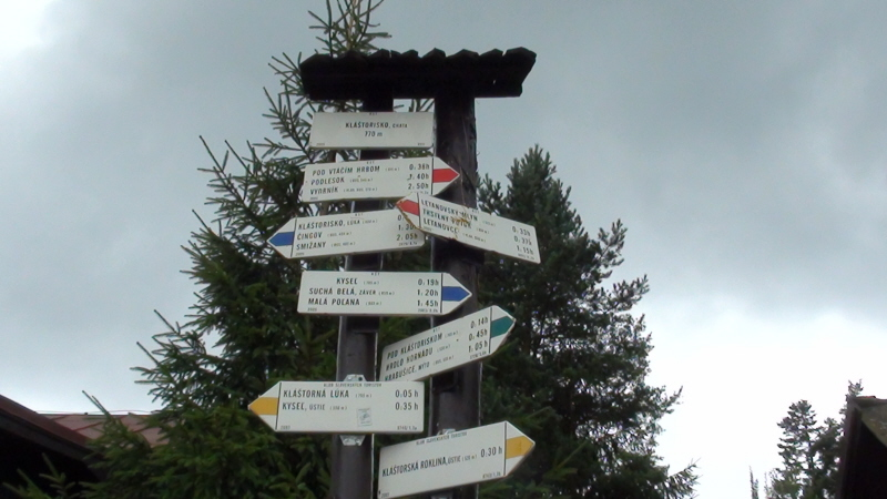 Klaštorisko. W sercu Słowackiego Raju