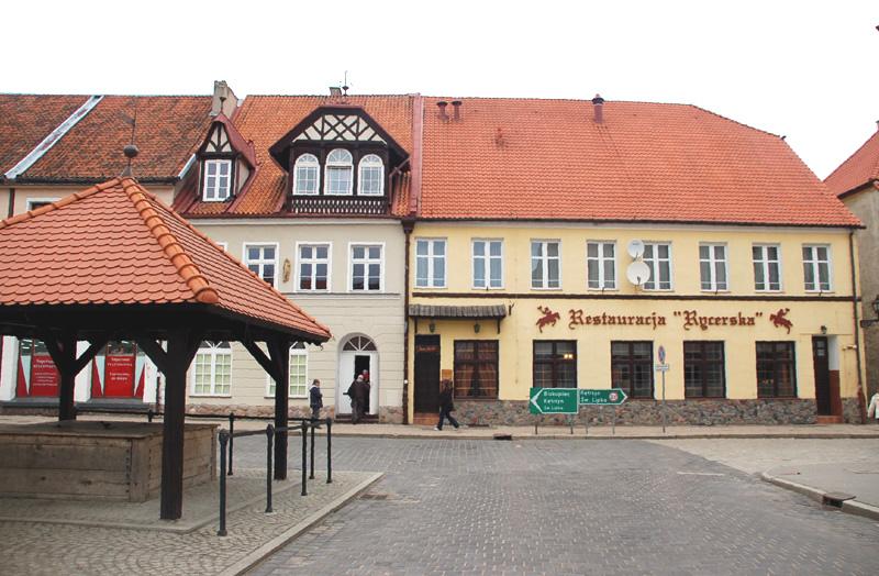 Reszel. Warmińskie miasteczko… pełne zabytków