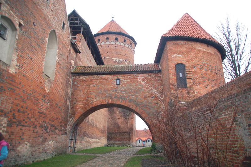 Reszel Pruskie korzenie zamku biskupów
