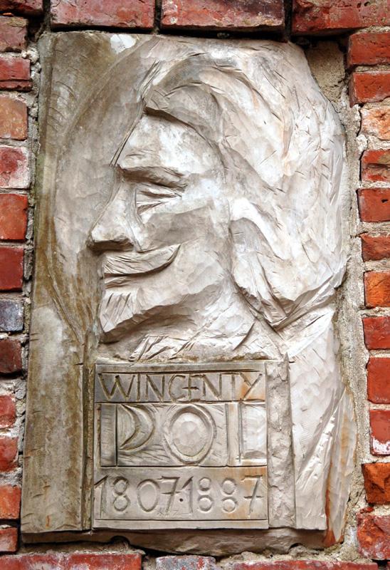 Reszel Co ma Wincenty Pol do starego zamku?