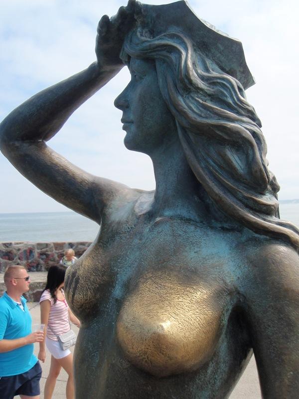 Ustka. Pięć nadmorskich pomników