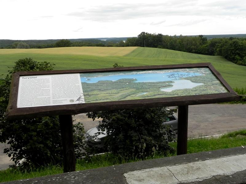 Wolność Spojrzenie na Zaborski Park Krajobrazowy