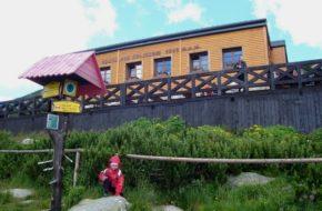 Solisko Dziecięce strachy na tatrzańskim szlaku
