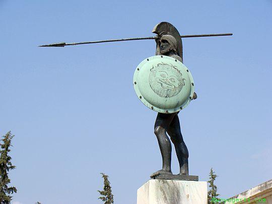 Termopile. Na polu starożytnej bitwy