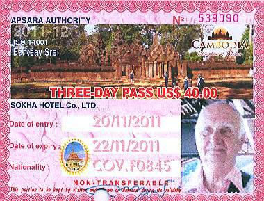 Angkor Wat. Praktyczne rady w kwestii zwiedzania