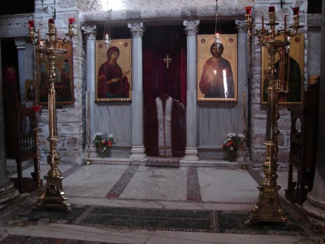 Distomo. Óssios Lukás, czyli klasztor św. Łukasza