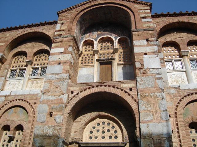 Distomo Óssios Lukás, czyli klasztor św. Łukasza