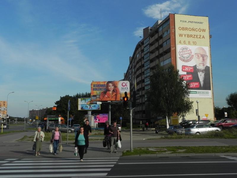 Gdańsk. Najdłuższy blok w Polsce