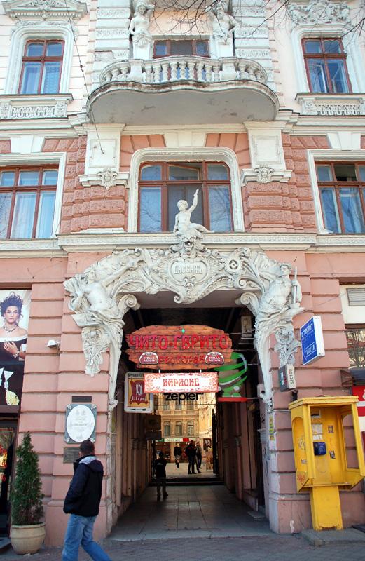 Odessa. Miasto powstałe dzięki… łapówce
