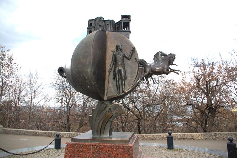 Odessa Miasto powstałe dzięki… łapówce