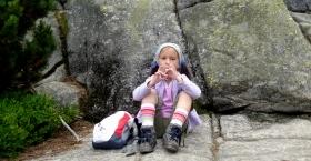 Tatrzańskie wędrówki z dzieckiem