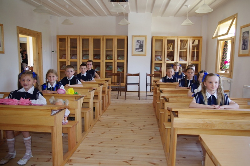 Żarnowiec Muzeum Szkoły Ludowej