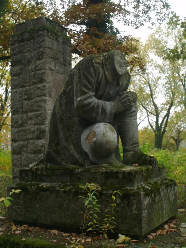 Pomorze Zachodnie. Niemieckie pomniki pamięci poległych
