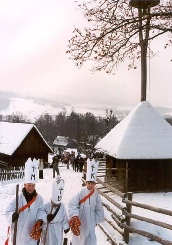 Rožnov pod Radhoštěm. Wołoski skansen na Morawach