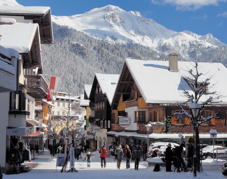 Arlberg. Kolebka narciarstwa alpejskiego