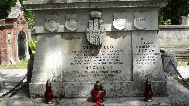 Kraków Zasłużeni na Cmentarzu Rakowickim