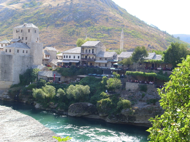 Mostar. Stary Most nad Neretwą