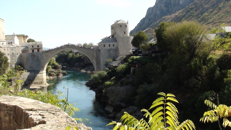 Mostar Stary Most nad Neretwą
