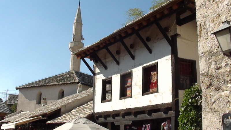 Mostar Miasto wyrosłe przy moście