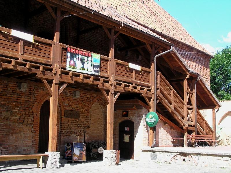 Ostróda Napoleon zamieszkał na zamku