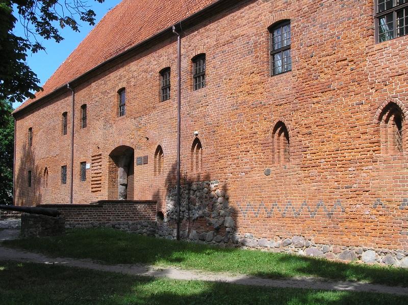 Ostróda. Napoleon zamieszkał na zamku