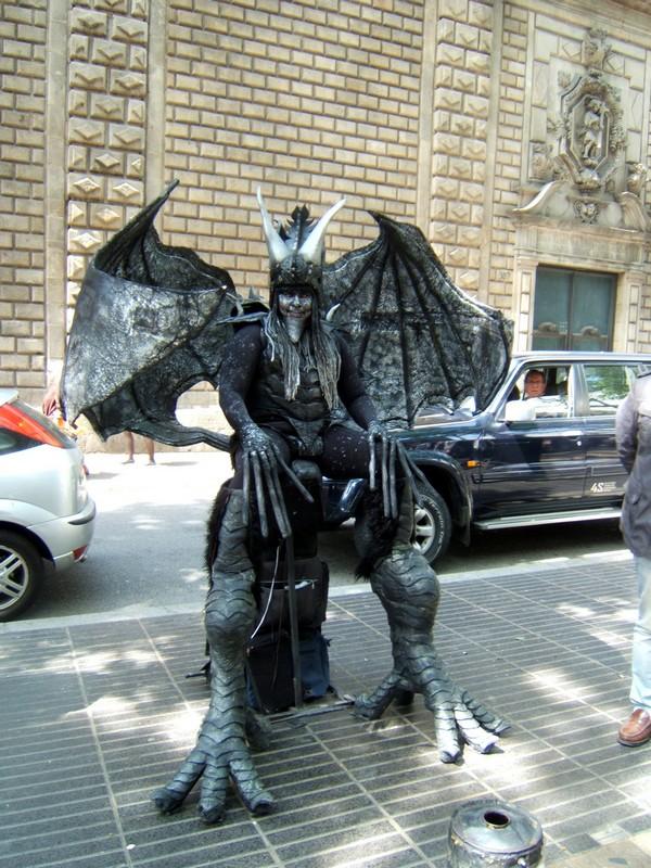 Barcelona. Miasto w pigułce, czyli spacer po Rambla