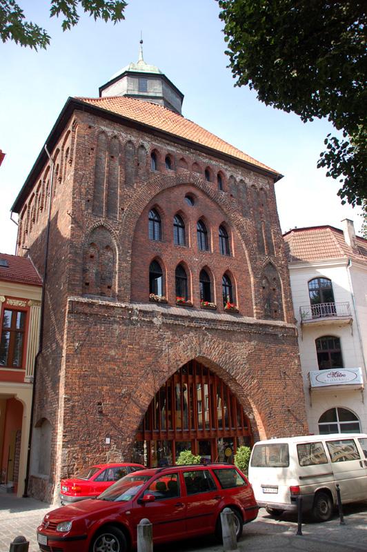 Słupsk. Miasto gotyckich bram