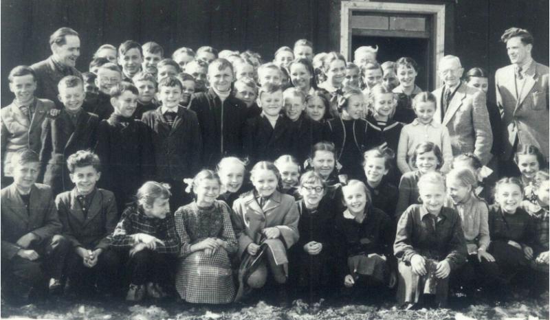 Żarnowiec. Muzeum Szkoły Ludowej