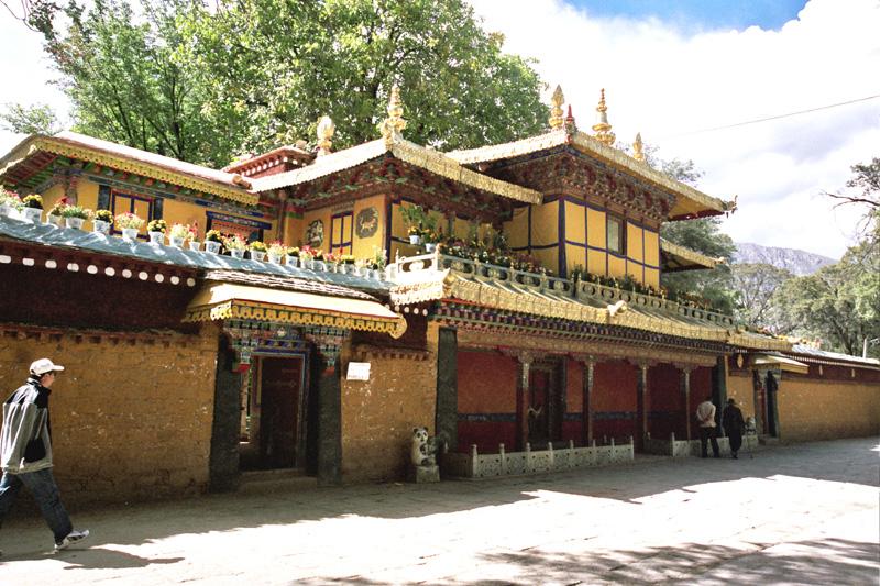 Lhasa. Klejnot dalajlamów