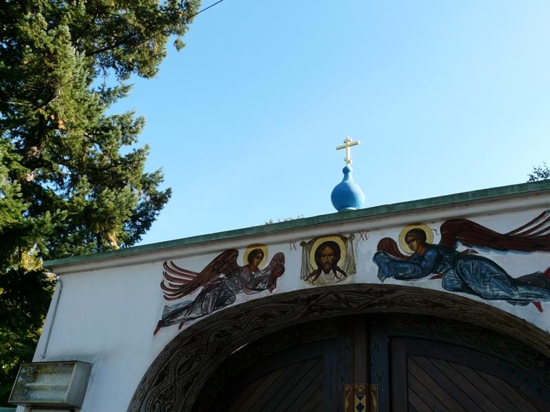 Sainte Geneviève des Bois. Pod brzozami: kawałek Rosji we Francji