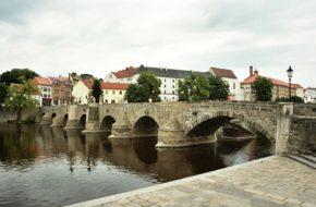 Písek Królewskie miasto nad Otawą