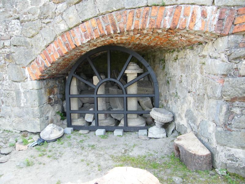 Dobczyce. W ruinach królewskiego zamku