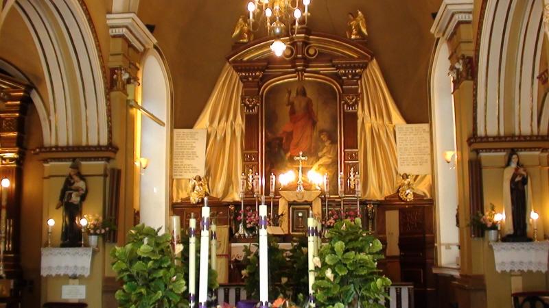 Kraków Kaplica na Cmentarzu Rakowickim