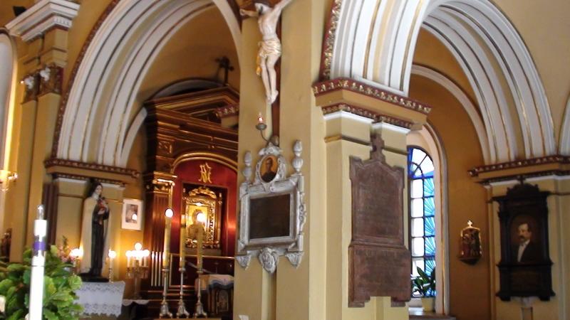 Kraków. Kaplica na Cmentarzu Rakowickim