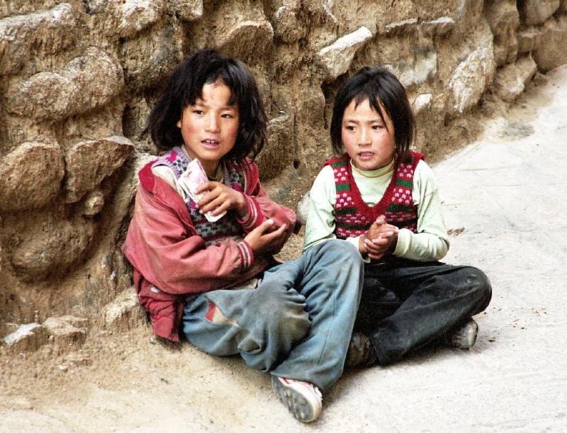 Lhasa Skarby wielkiego klasztoru Drepung