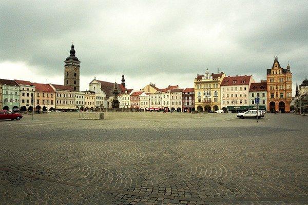 Czeskie Budziejowice. Królewskie miasto na południu Czech