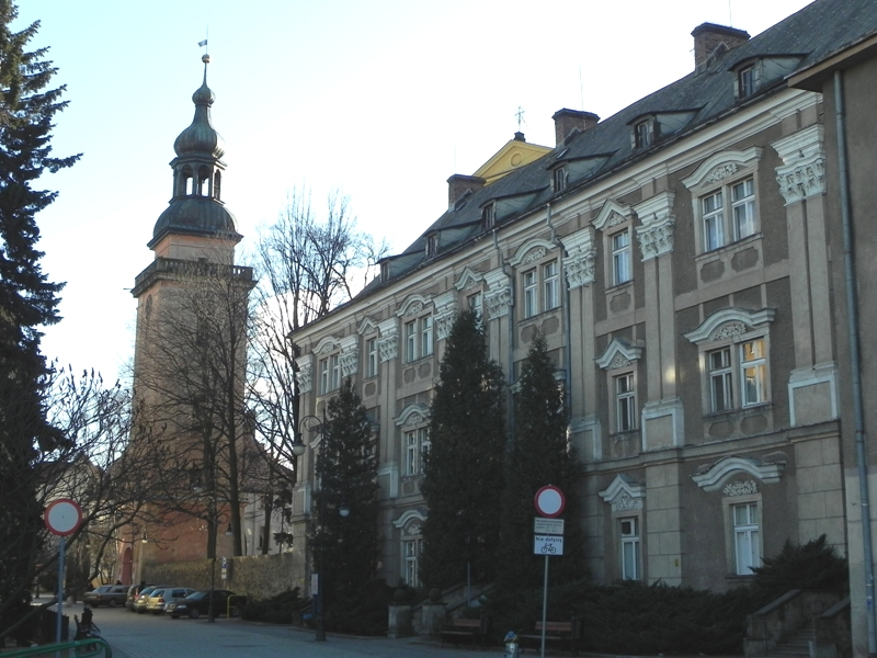 Cieplice Śląskie-Zdrój Długi Dom, najstarszy w uzdrowisku
