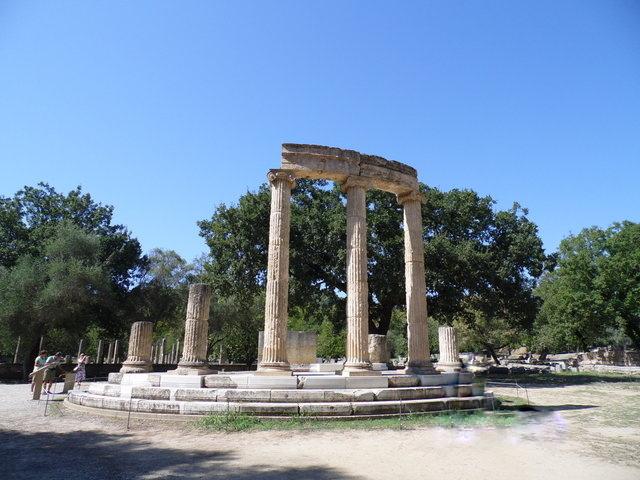 Olimpia. U źródeł dawnej i współczesnej olimpiady