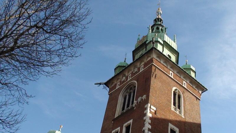 Kraków. Pięć dzwonów na Wieży Zygmuntowskiej
