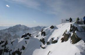 Łomnica Na najpiękniejszym tatrzańskim szczycie