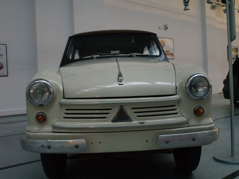 Szczecin. Smyk, mikrus i inne małe samochody