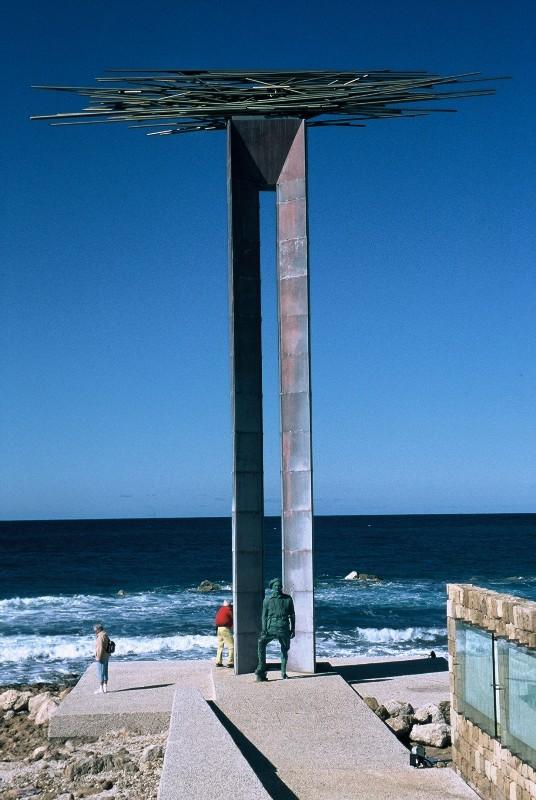 Pafos. Pomnik cypryjskich bojowników