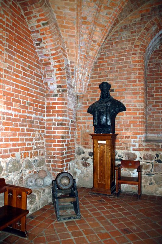 Troki. Zamek księcia Witolda