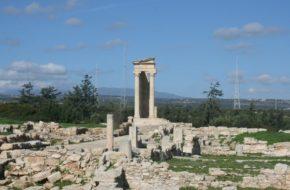 Kourion Gdy Apollo był bogiem