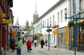 Lipawa Dawna stolica Kurlandii