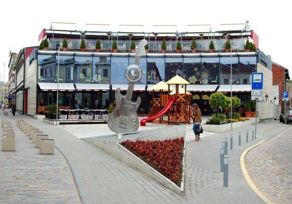 Lipawa. Szlakiem zabytków kurlandzkiej stolicy