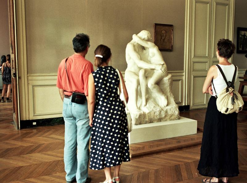 Paryż W domu mistrza Augusta Rodina