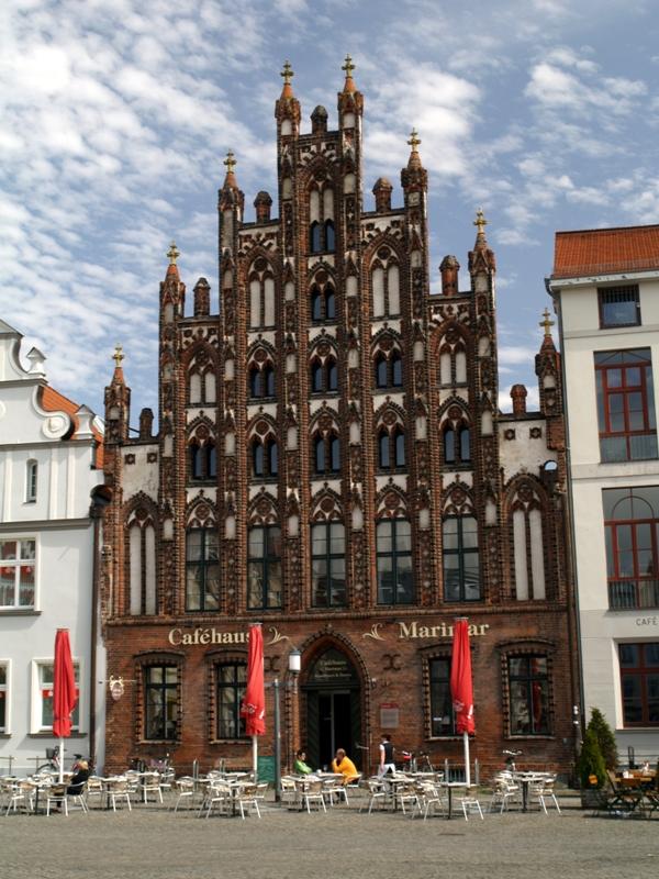 Greifswald. Klimat pomorskiego miasta