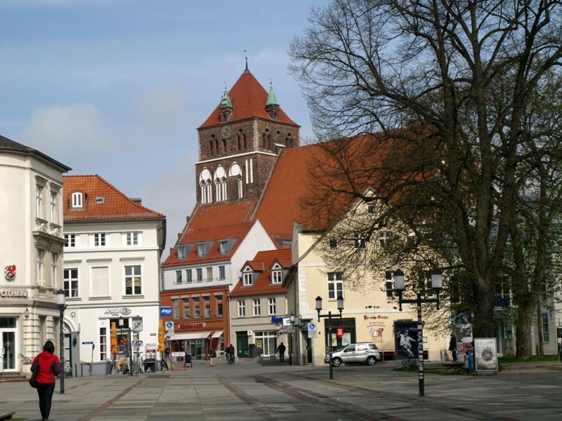 Greifswald Klimat pomorskiego miasta